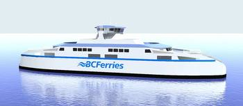 File Photo courtesy of BC Ferries