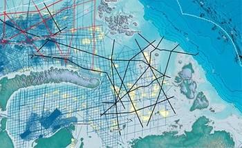 File Barents Sea and Kara Sea 2D Scientific Survey Area