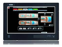 File  The new maritime monitor and industrial PC features a 23.6 inch widescreen format providing an extensive display area for well-structured machine and process visualization.