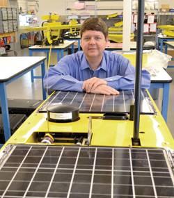 File Bill Vass CEO Liquid Robotics. (Photo: Liquid Robotics)