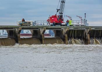 File Bonnet Carre' Spillway Operation