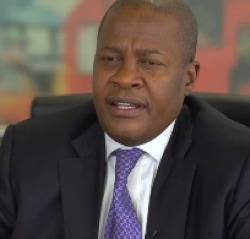 File Brian Molefe CEO Transnet: Video still photo