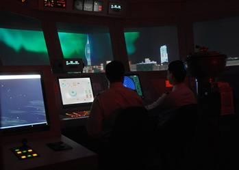 File RN College Dartmouth Simulator: Photo credit MOD