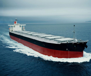 File Bulk carrier: File photo CCL