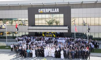 File Dubai Facility Opening: Photo credit Caterpillar