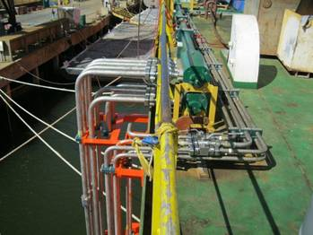 File Marine Hydraulic Piping System: Photo credit Power Dynamics LLC