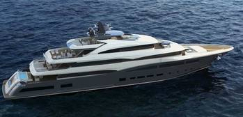 File 68-m Megayacht rendering courtesy of CRN