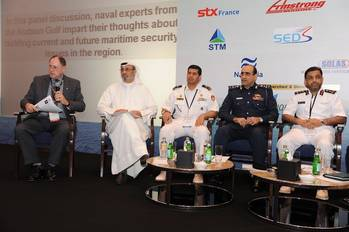File Maritime security conference delegates have a shared understanding of threats, need for cooperation