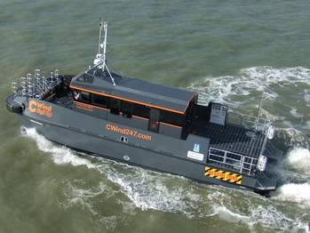 File A CTruck Catamaran: Photo credit CTruck