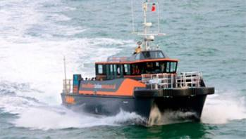 File Offshore Windfarm Support Vessel: Photo courtesy of CTruk