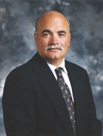File Rick Calhoun is President of Cargo Carriers, Inc., a Cargill business operating 1,300 barges. He is immediate past chairman of Waterways Council Inc.