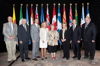 File Canadian Fisheries Ministerial Meeting: Photo courtesy of Canada Govt.