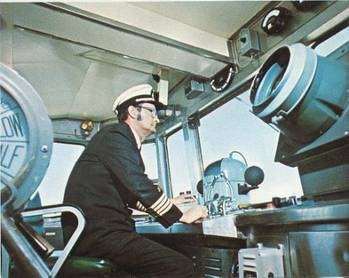 File Captain Billy Ray Phillips - Cape May-Lewes Ferry, 1964