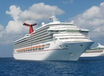 File Carnival cruise ship: Image courtesy of Knud E. Hansen