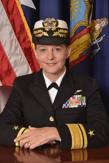 File Rear Admiral Wendi B. Carpenter, USN (Ret.)