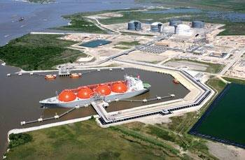 File Sabine Pass Terminal: Image credit Cheniere Partners