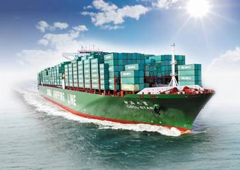 File Image: China Shipping Container Lines