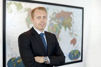 File Christoffer Berg Lassen, Managing Director and CEO of Glander International Bunkering