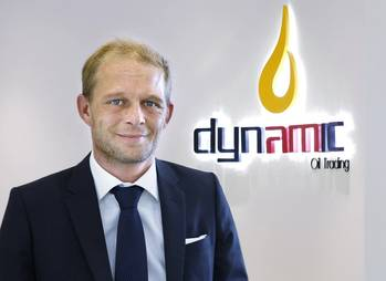 File Dynamic Oil Trading CEO Lars Møller