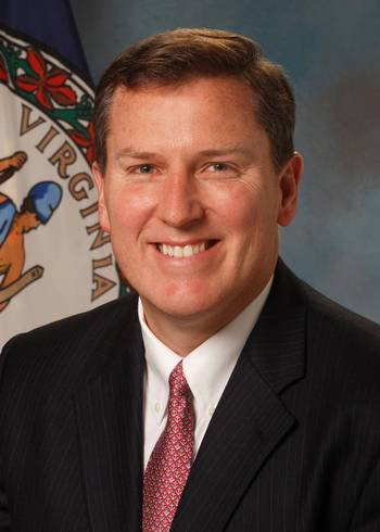 File Sean Connaughton, Secretary of Transportation for the Commonwealth of Virginia.