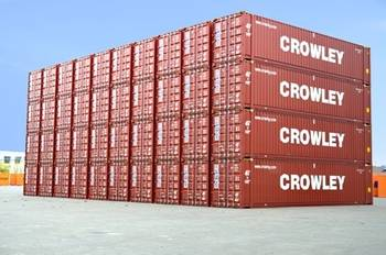 File New Shipping Containers: Photo credit Crowley