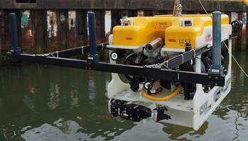 File Cougar XT Compact fitted with Innovatum'sSmartrak system will bring more power to survey work inshore in strong currents and tidal flows