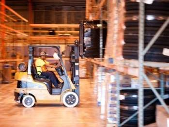 File Crowley warehouse interior: Photo courtesy of Crowley