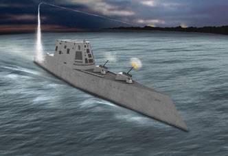 File The Navy canceled DDG-1000 program .