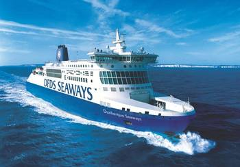 File Photo courtesy of DFDS