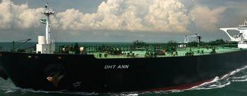 File DHT Tankship: Photo courtesy of the owners