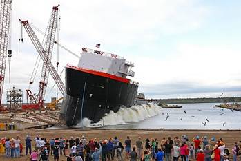 File Photo: Eastern Shipbuilding