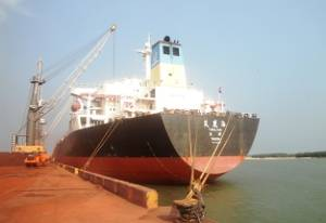 File Photo courtesy Krishnapatnam Port Company Limited