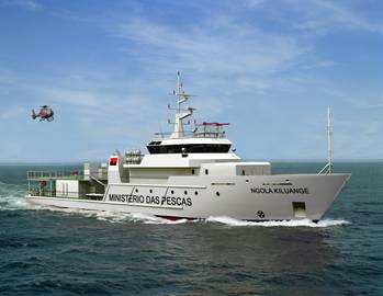 File Fishery Inspection Surveillance Vessel (FISV) 6210