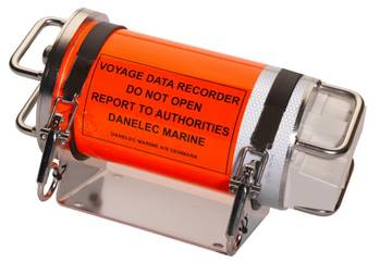File Danelec DM100 VDR (Image courtesy of Danelec)