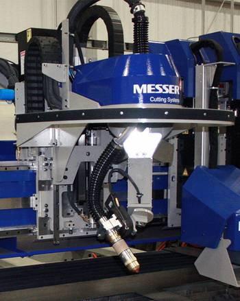 File Photo: Messer Cutting Systems