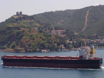 File MV Triton: Photo credit Diana Shipping