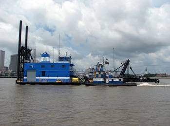 "File Dredge ""Edward S. Reed"""