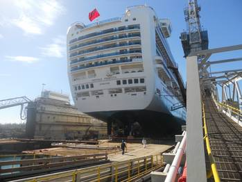 File Drydocked Princess during refit