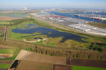 File Drydyck Area: Photo credit Port of Antwerp