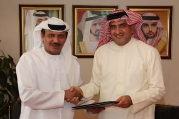 File Dubai Maritime City Development Sign-up: Photo credit Maritime World Dubai