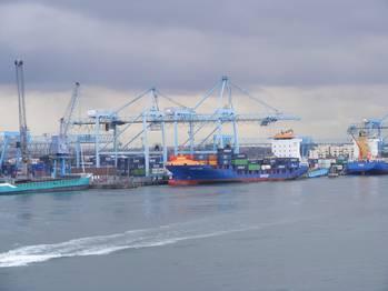 File Dublin port