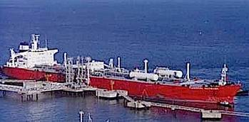 File EXMAR gas carrier: Image courtesy of the owners
