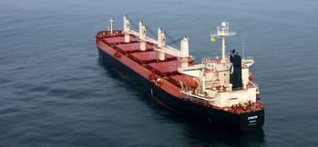 File Photo courtesy of Eagle Bulk Shipping