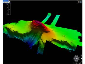 File Multi-beam Echo Sounder Image: Photo credit UK MOD