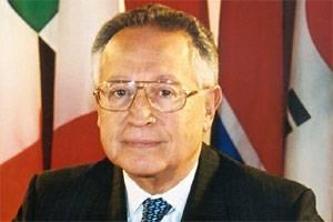 File IMO Secretary-General, Efthimios E. Mitropoulos