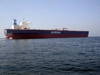 File File Photo (Euronav): VLCC Euronav Famenne.