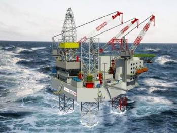 File FELS Super A-class Rig: Image courtesy of Keppel