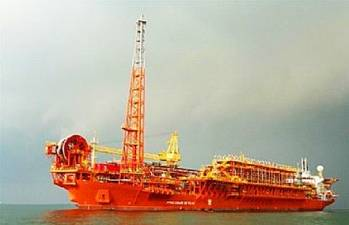 File FPSO: Photo courtesy of Petrobras