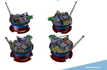 File FPSO General Layout: Image courtesy of Dana Petroleum