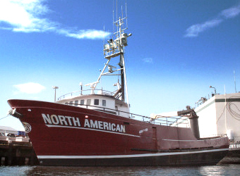 File F/V North American